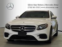 Mercedes-Benz E-Class 300 4MATIC® Sedan 2017