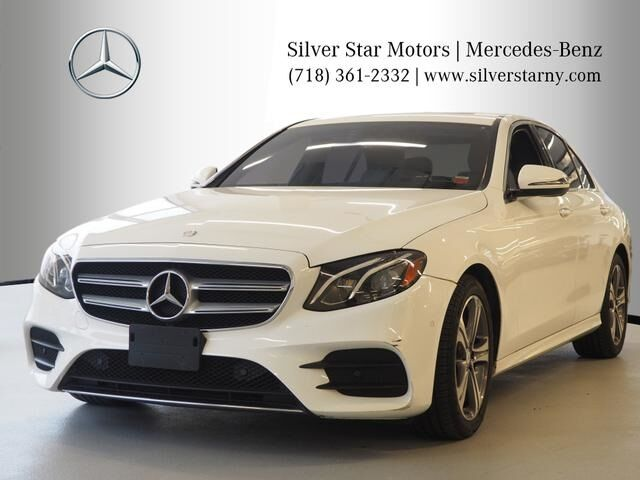 2017 Mercedes-Benz E-Class 300 4MATIC® Sedan Long Island City NY