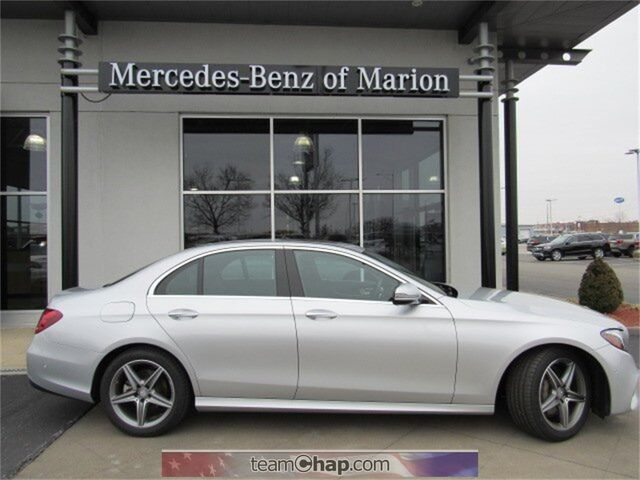 2017 Mercedes-Benz E-Class 300 4MATIC® Sedan Marion IL