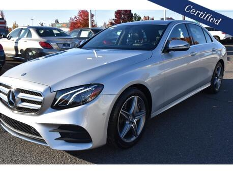 2017_Mercedes-Benz_E-Class_300 4MATIC® Sedan_ Medford OR