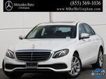2017 Mercedes-Benz E-Class 300 4MATIC® Sedan