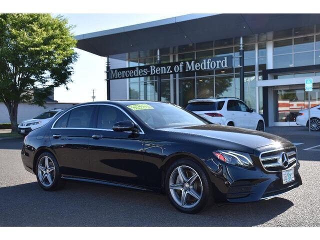 2017 Mercedes-Benz E-Class 300 4MATIC® Sedan Medford OR