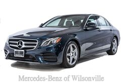 2017_Mercedes-Benz_E-Class_300 Sedan_ Portland OR