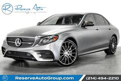 2017 Mercedes-Benz E-Class AMG E 43 P2 Pkg Night Pkg CarbonFiber Pkg