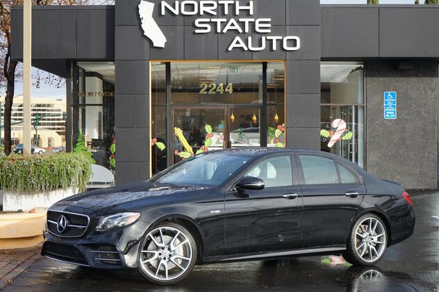 2017_Mercedes-Benz_E-Class_AMG E 43_ Walnut Creek CA