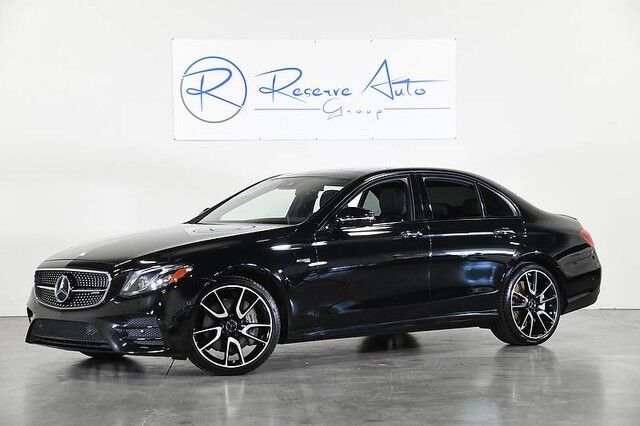 2017 Mercedes-Benz E-Class AMG E43 P2 Pkg Pano Roof Night Pkg 20 Whl Pkg The Colony TX