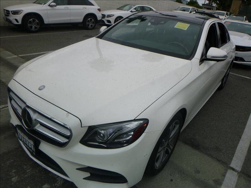 2017 Mercedes-Benz E-Class E 300 (08/16) SPORT PACKAGE /PANORAMA ROOF/ P03 / DISTRONIC PLUS/18', Monterey Park CA
