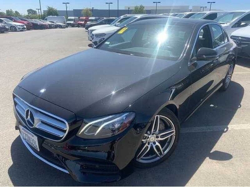 2017 Mercedes-Benz E-Class E 300 (09/16) SPORT PACKAGE /PANORAMR ROOF/ P01 / PARKTRONIC/19AMG Monterey Park CA