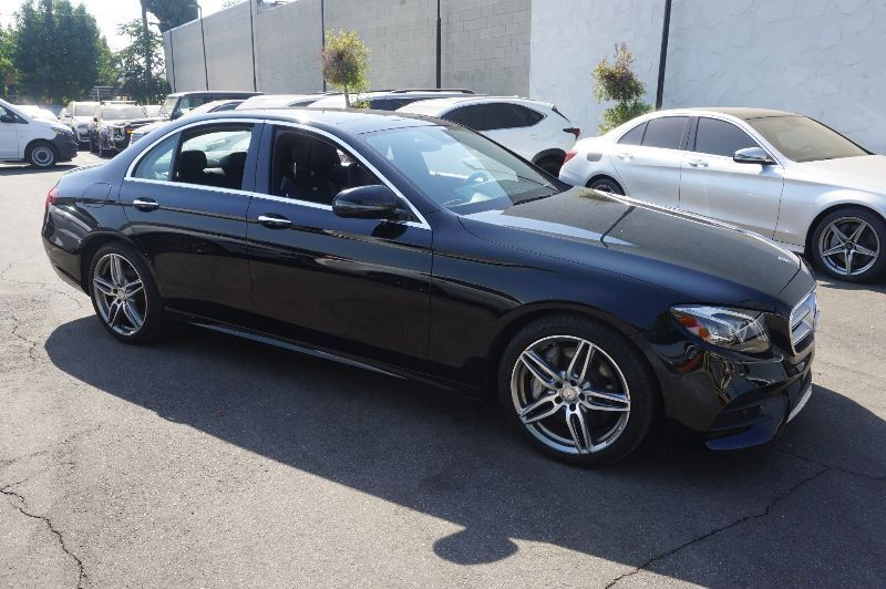 2017 Mercedes-Benz E-Class E 300 (10/16) SPORT PACKAGE / P02 / DESIGNO PACKAGE/19AMG Monterey Park CA