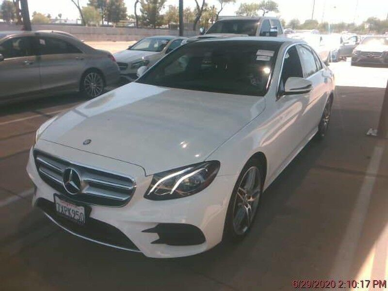 2017 Mercedes-Benz E-Class E 300 (12/16) SPORT PACKAGE / PANORAMA ROOF / P01/19AMG Monterey Park CA