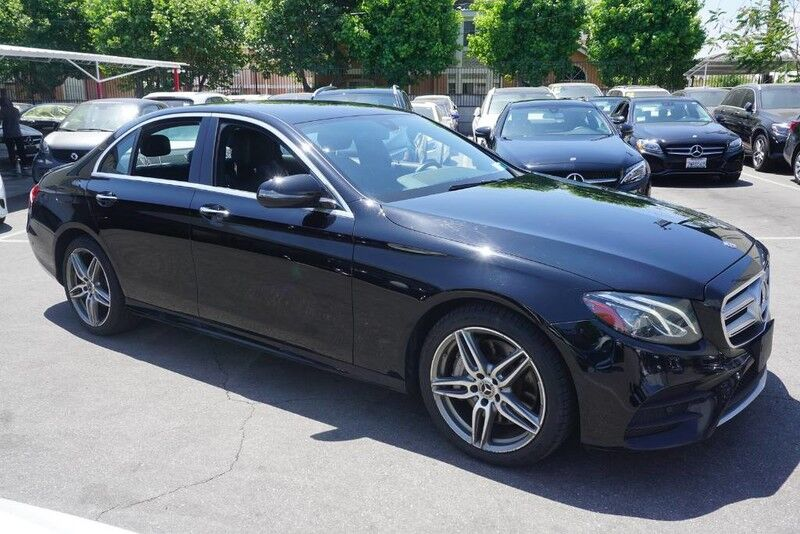 2017 Mercedes-Benz E-Class E 300 4MATIC (03/17) SPORT PACKAGE / P01/ 19AMG Monterey Park CA