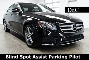 2017_Mercedes-Benz_E-Class_E 300 4MATIC Blind Spot Assist Parking Pilot_ Portland OR