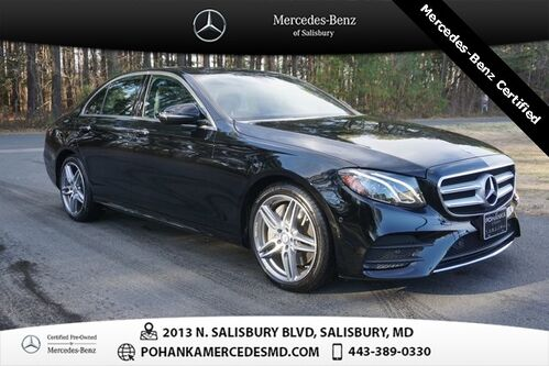 2017_Mercedes-Benz_E-Class_E 300 4MATIC®** Mercedes-Benz Certified **_ Salisbury MD