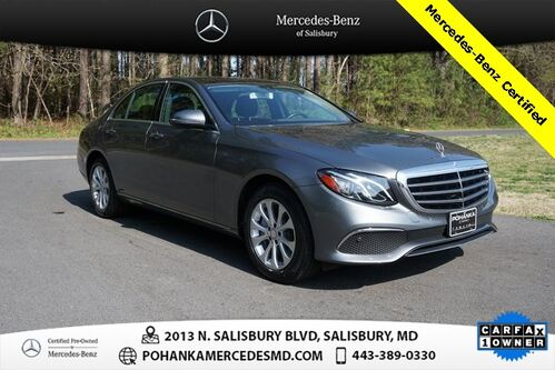 2017_Mercedes-Benz_E-Class_E 300 4MATIC® Mercedes-Benz Certified Pre-Owned_ Salisbury MD