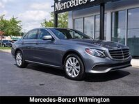 Mercedes-Benz E-Class E 300 4MATIC® Sedan 2017