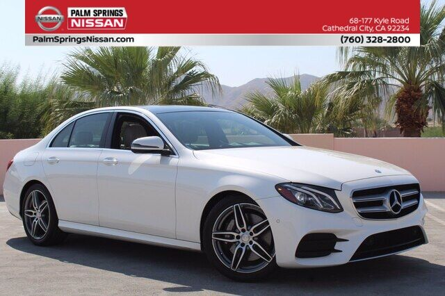 2017 Mercedes-Benz E-Class E 300 Cathedral City CA