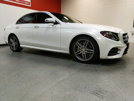 2017 Mercedes-Benz E-Class E 300 Greenwood Village CO