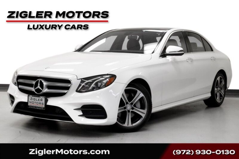 2017 Mercedes-Benz E-Class E 300 Luxury Addison TX