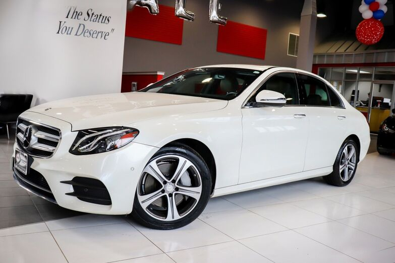 2017 Mercedes-Benz E-Class E 300 Luxury Burmester Sound System Premium Package 1 Parking Pilot 1 Owner Springfield NJ