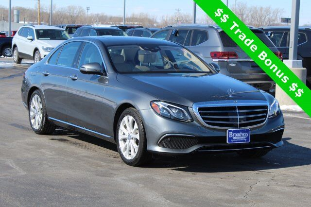 2017 Mercedes-Benz E-Class E 300 Luxury Green Bay WI