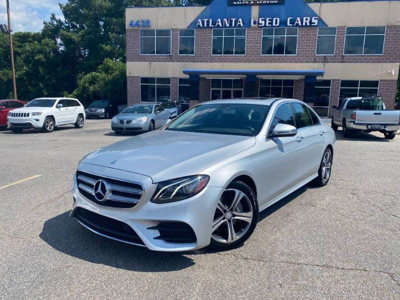 2017 Mercedes-Benz E-Class E 300 Luxury Lilburn GA