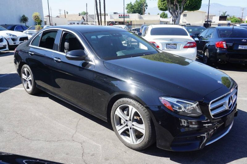 2017 Mercedes-Benz E-Class E 300 Luxury Monterey Park CA