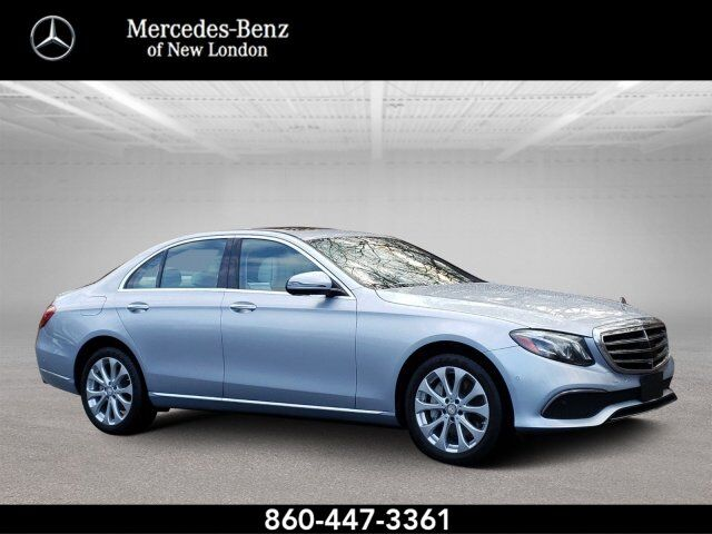 2017 Mercedes-Benz E-Class E 300 Luxury New London CT