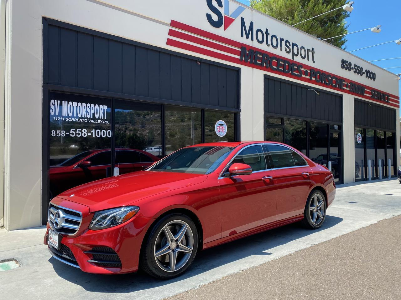 2017 Mercedes-Benz E-Class E 300 Luxury San Diego CA