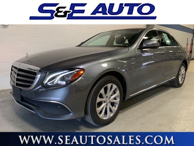 2017 Mercedes-Benz E-Class E 300 Luxury Weymouth MA