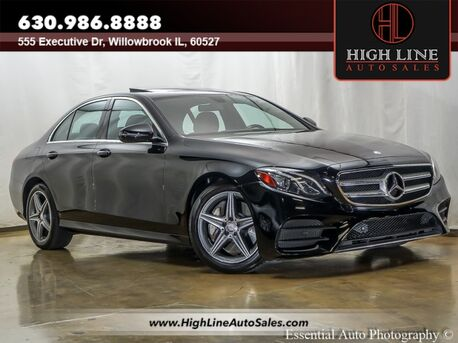 2017_Mercedes-Benz_E-Class_E 300 Luxury_ Willowbrook IL