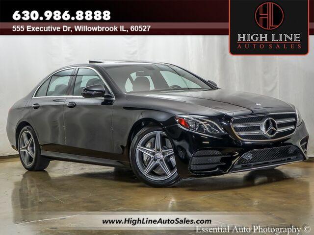 2017 Mercedes-Benz E-Class E 300 Luxury Willowbrook IL