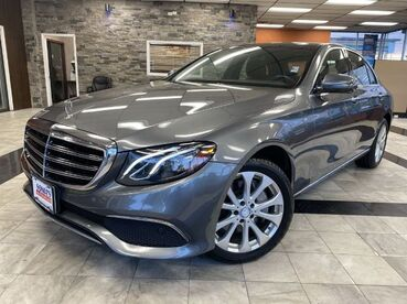 2017_Mercedes-Benz_E-Class_E 300 Luxury_ Worcester MA
