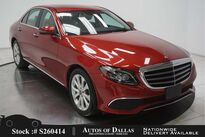 Mercedes-Benz E-Class E 300 NAV,CAM,SUNROOF,HTD STS,BLIND SPOT,FULL LED 2017