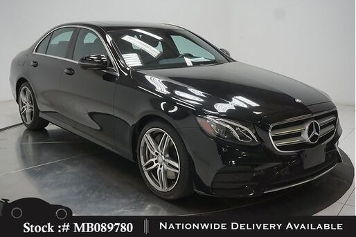 2017_Mercedes-Benz_E-Class_E 300 NAV,CAM,SUNROOF,PARK ASST,AMG WLS,LED LIGHTS_ Plano TX