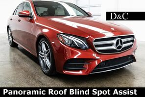 2017_Mercedes-Benz_E-Class_E 300 Panoramic Roof Blind Spot Assist_ Portland OR