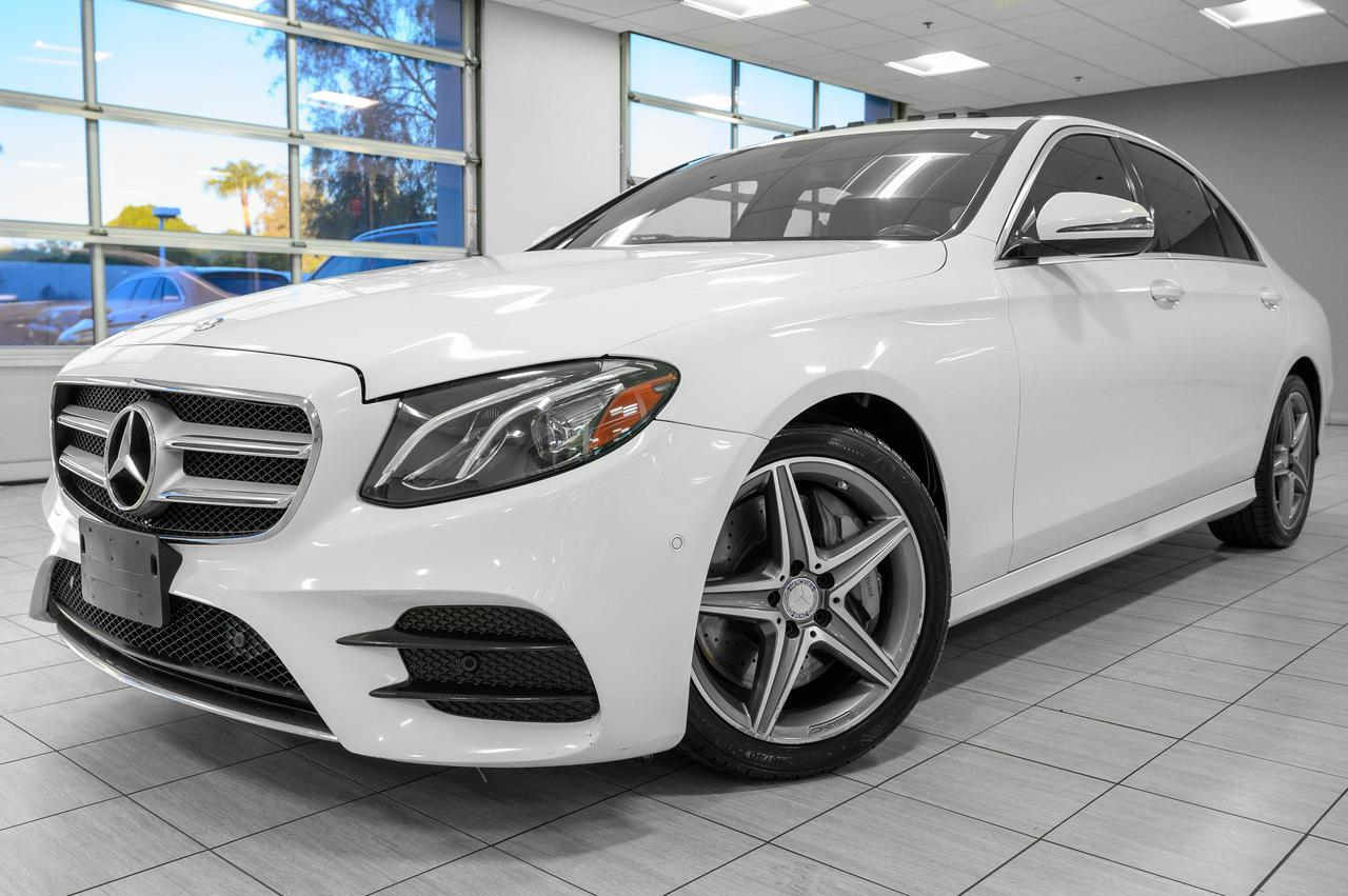 2017 Mercedes-Benz E-Class E 300 Sedan Peoria AZ