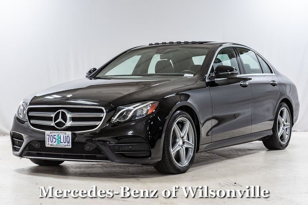 2017 Mercedes-Benz E-Class E 300 Sedan Wilsonville OR