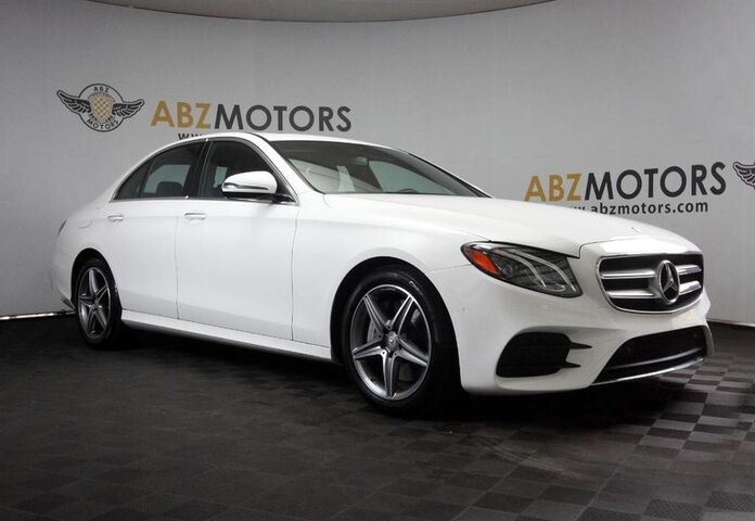 2017 Mercedes-Benz E-Class E 300 Sport Houston TX