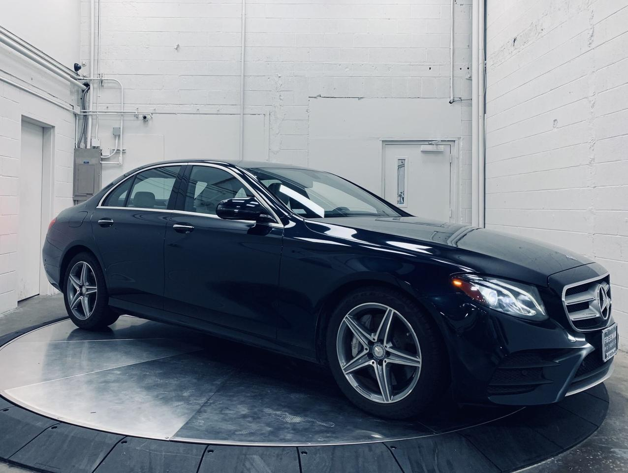 2017 Mercedes-Benz E-Class E 300 Sport Salem OR