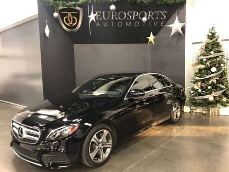 2017 Mercedes-Benz E-Class E 300 Sport Salt Lake City UT