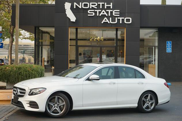 2017_Mercedes-Benz_E-Class_E 300 Sport_ Walnut Creek CA