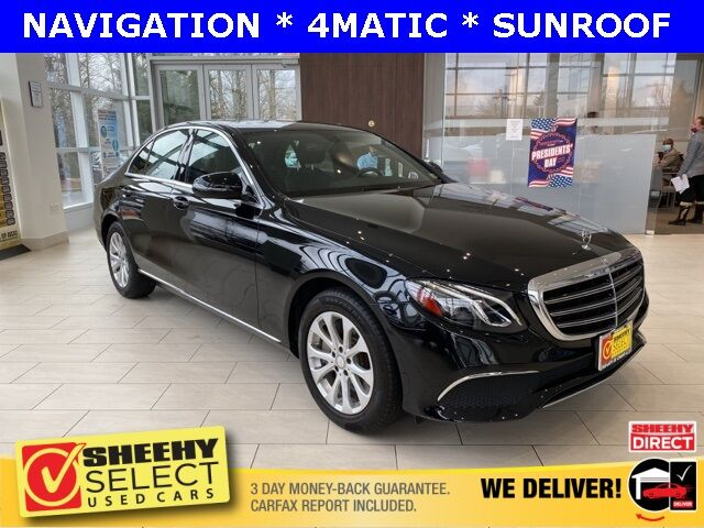 2017 Mercedes-Benz E-Class E 300 Chantilly VA