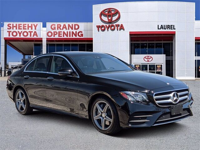 2017 Mercedes-Benz E-Class E 300 Laurel MD