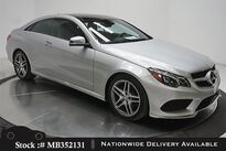 Mercedes-Benz E-Class E 400 Coupe AMG SPORT,LANE TRCK,FULL LED 2017