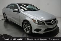 Mercedes-Benz E-Class E 400 Coupe NAV,CAM,PANO,HTD STS,KEY-GO,18IN WHLS 2017