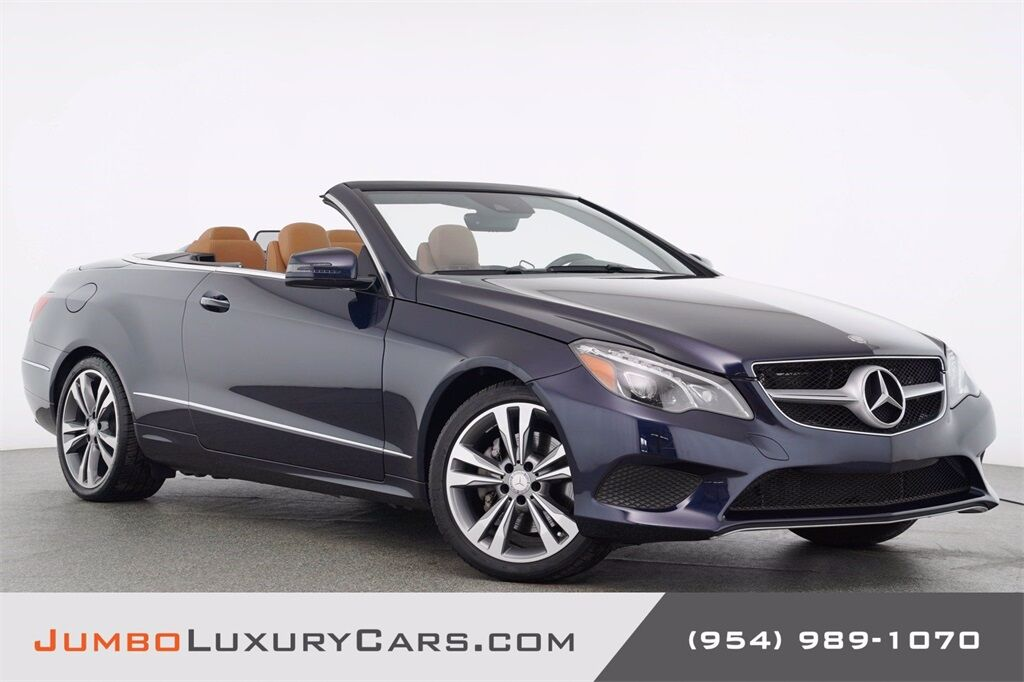 2017 Mercedes-Benz E-Class E 400 Hollywood FL