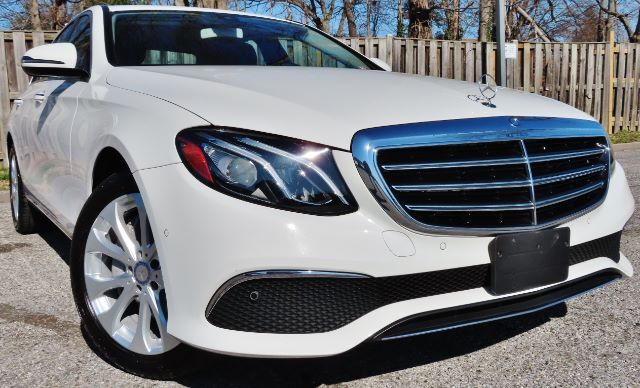 2017 Mercedes-Benz E-Class E300 Luxury 4MATIC Sedan Alexandria VA