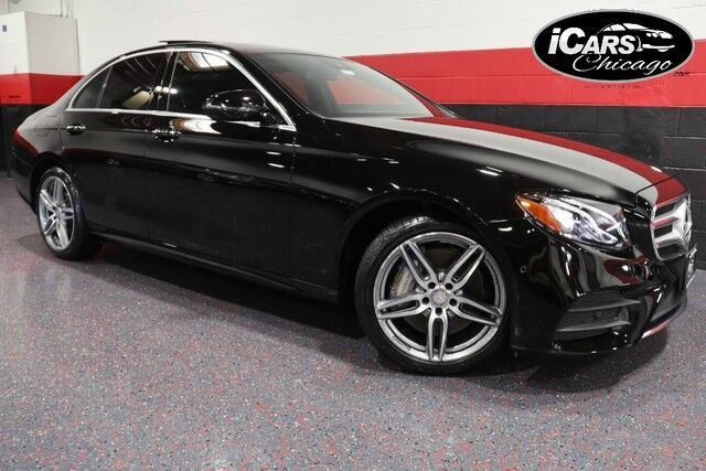 2017 Mercedes-Benz E300 AMG Sport 4-Matic 4dr Sedan Chicago IL