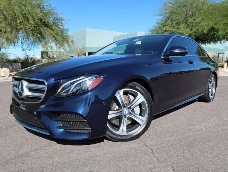 2017 Mercedes-Benz E300 Sport Sedan Scottsdale AZ