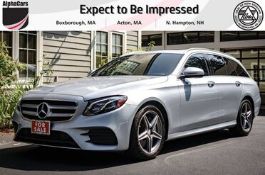 2017_Mercedes-Benz_E400_4Matic AMG Sport_ Boxborough MA